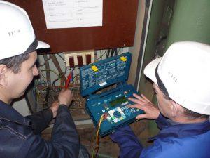 электроизмерительные работы