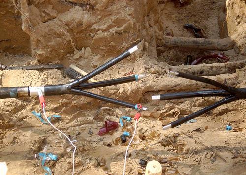 испытания изоляции кабелей