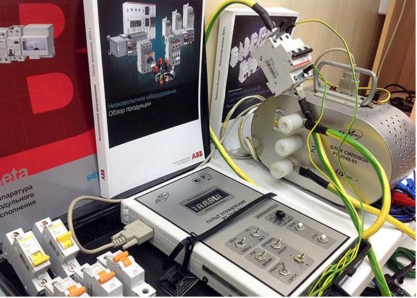 проверка теплового расцепителя автоматического выключателя