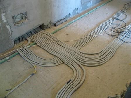 трассировка кабеля