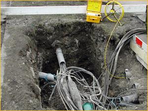 трассировка кабеля цена работы