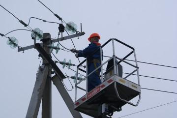 Обслуживание электросетей