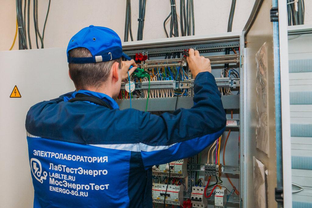 Виды испытаний электроустановок