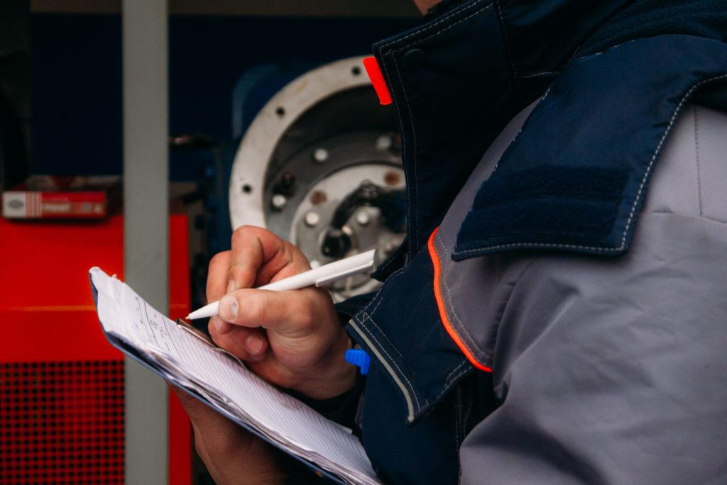 требования к техническому отчету электролаборатории