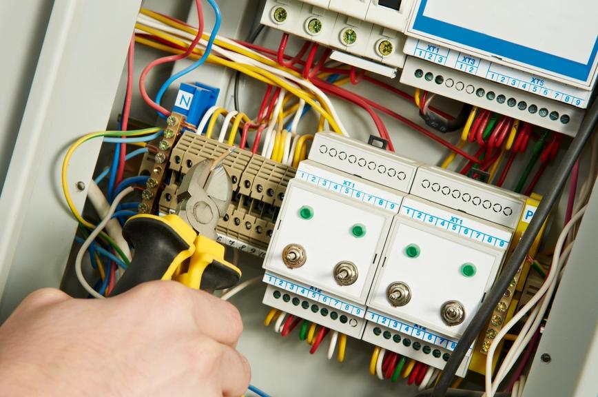 Пусконаладочные работы системы электроснабжения