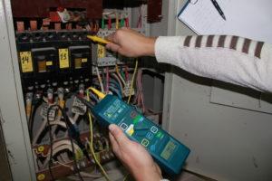 Контрольные испытания электроустановок